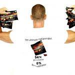 Wild Chips innehåller 54% protein-Bygger muskler